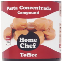 PASTA TOFFEE HOME CHEF
