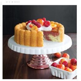 MOLDE CHARLOTTE CAKE PAN